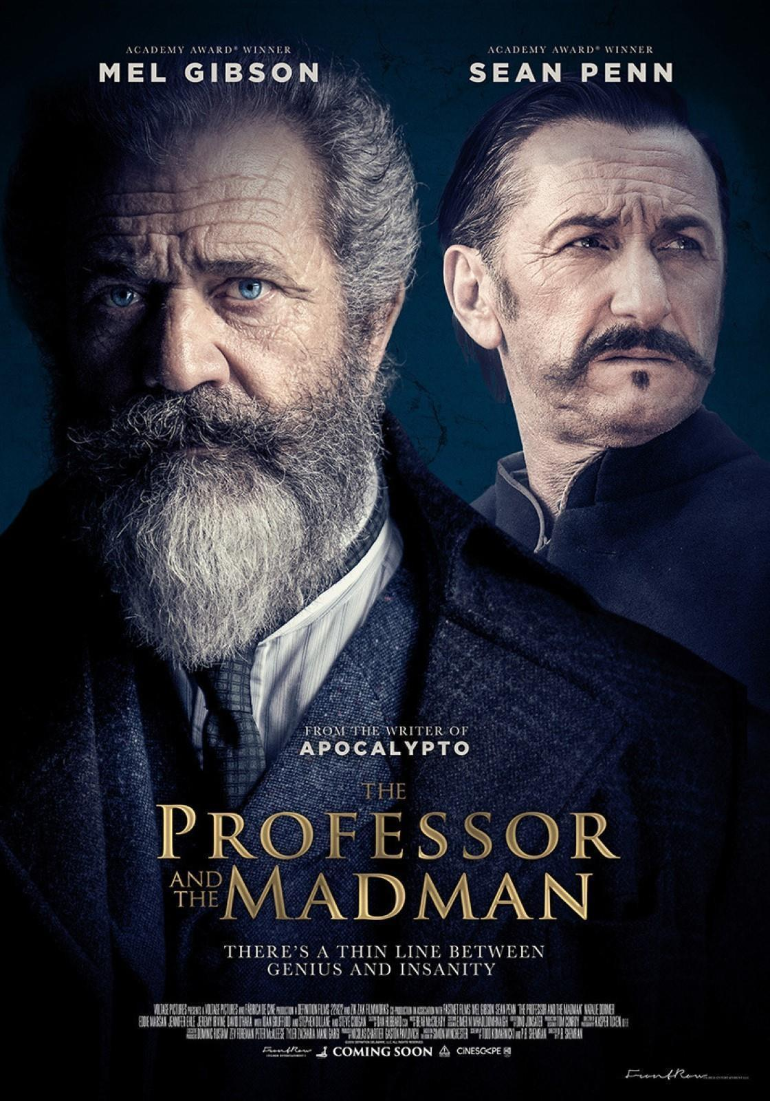 The Professor and the Madman FANSUB VOSTFR 2019 720p BluRay X264 DTS-NIKOo
