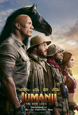 Jumanji The Next Level 2019 FRENCH 720p BluRay DTS x264-EXTREME