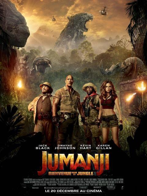Jumanji Welcome to the Jungle 2017 TRUEFRENCH BDRip XviD-EXTREME