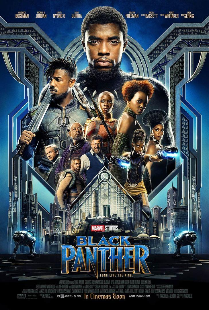 Black Panther 2018 TRUEFRENCH BDRip XviD-FuN