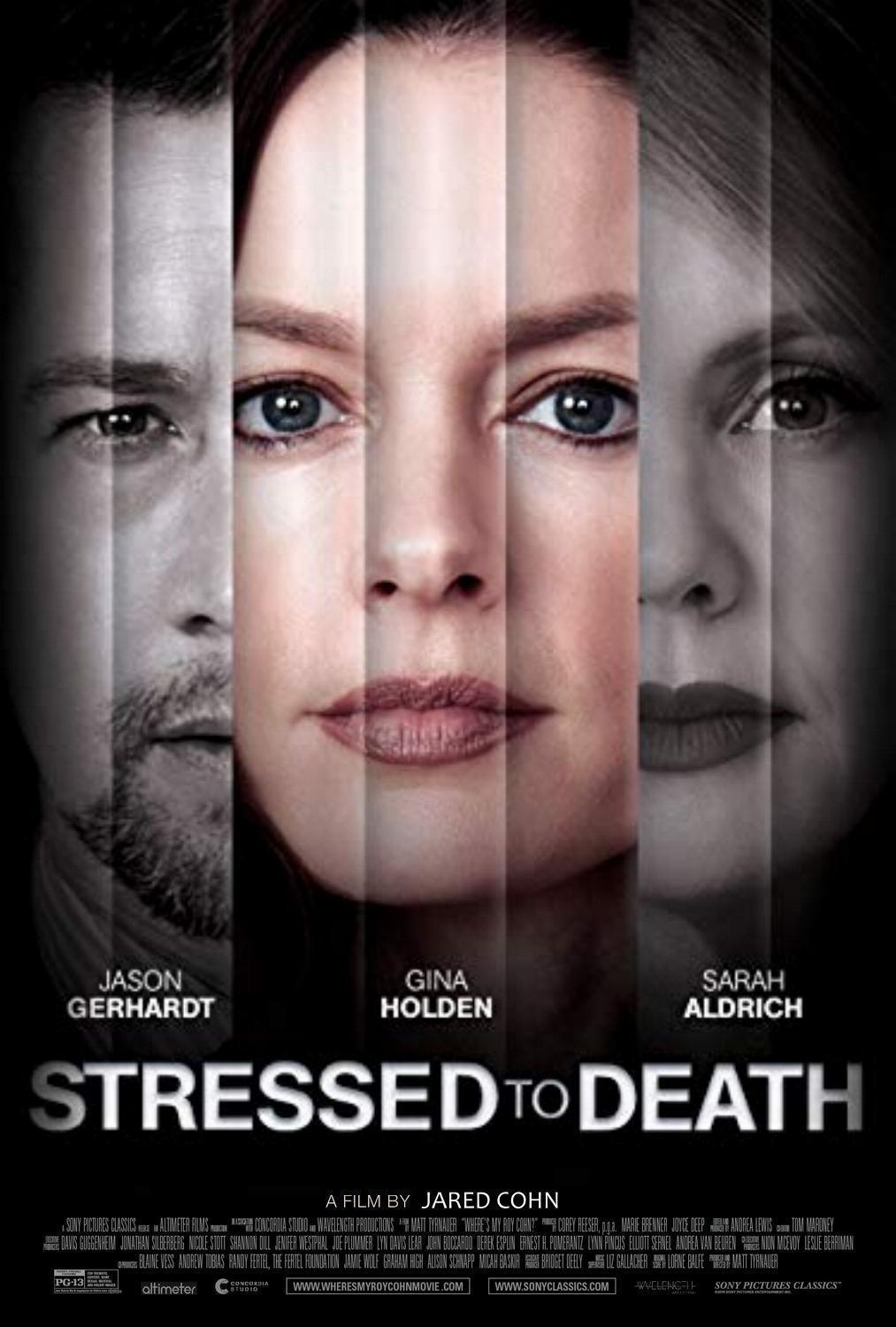 Stressed To Death 2019 FRENCH WEBRiP XViD-STVFRV