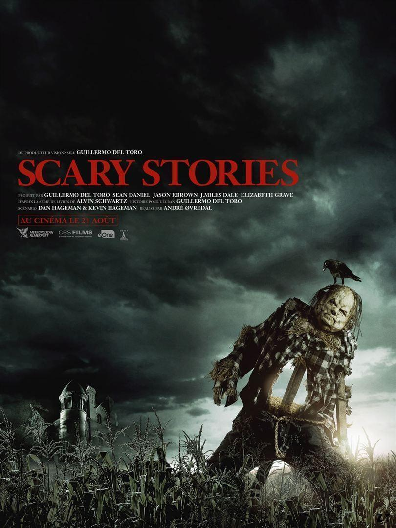 Scary Stories 2019 FRENCH HDCAM XViD-SC4RY