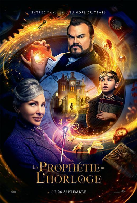 The House With A Clock In Its Walls 2018 FRENCH 720p BluRay DTS x264-NEO