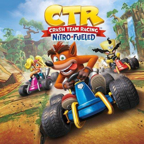 Crash team racing nitro-fueled V65536