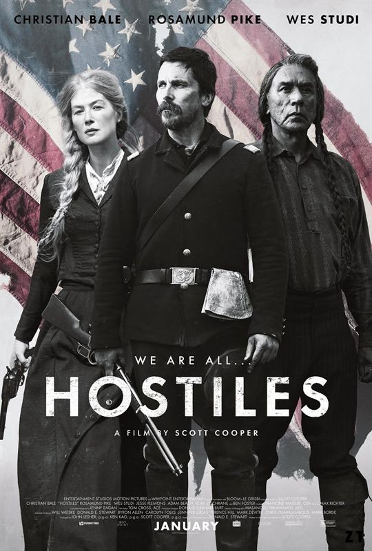 Hostiles 2017 FRENCH 1080p BluRay x264-LOST