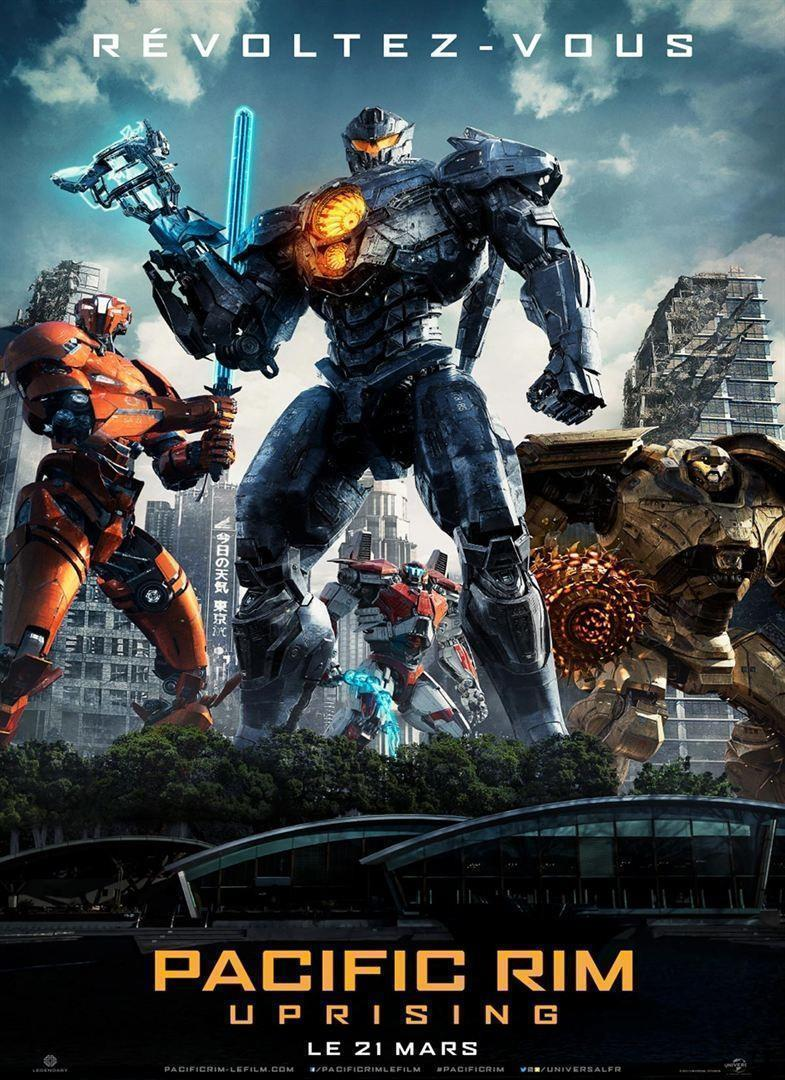 Pacific Rim Uprising 2018 TRUEFRENCH 720p BluRay x264