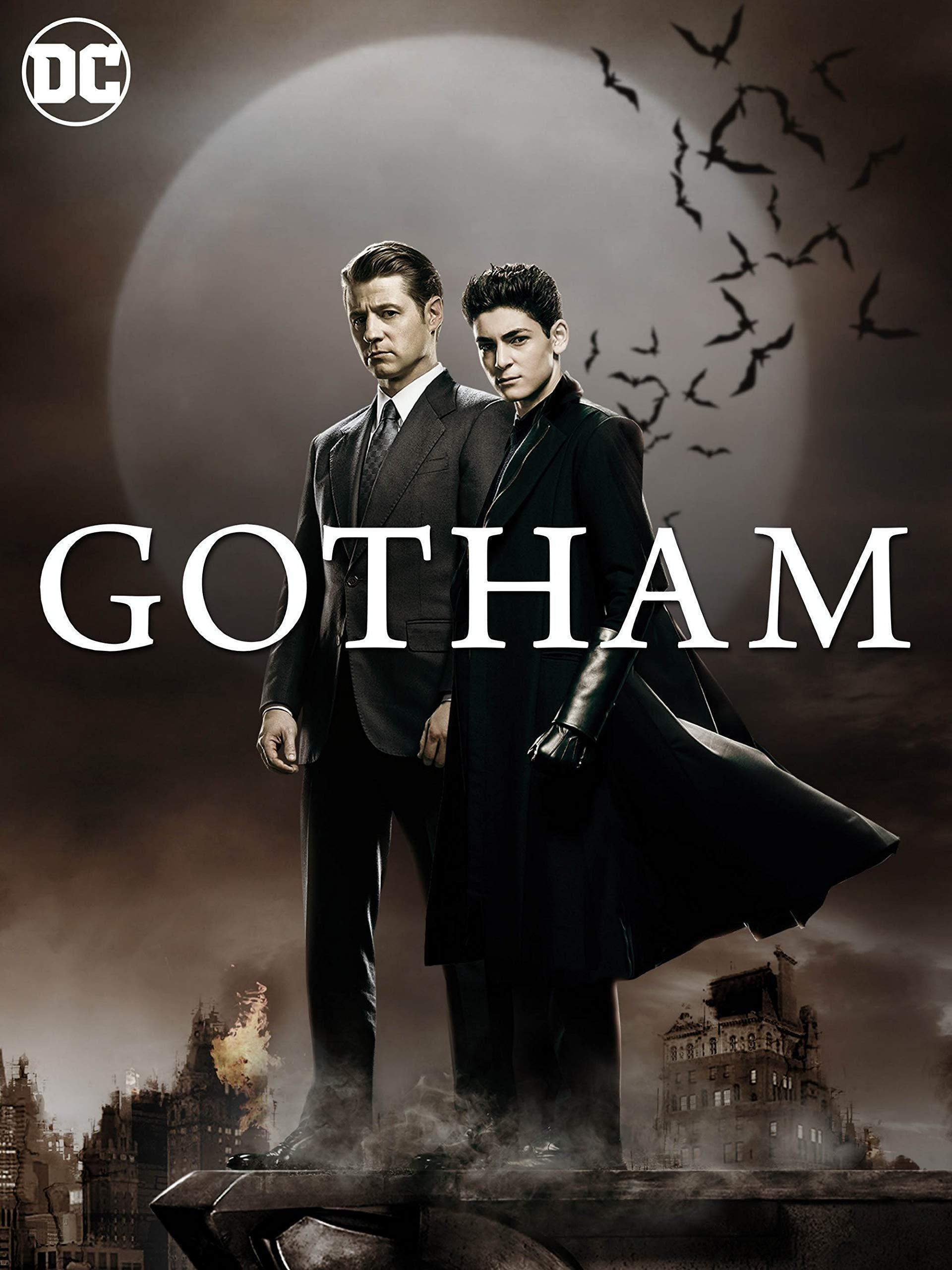Gotham S05E10 FRENCH HDTV