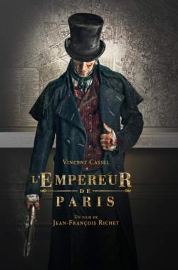 L Empereur De Paris 2018 FRENCH 1080p BluRay DTS x264-UTT