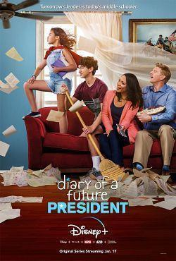 Diary of a Future President S01E01 VOSTFR HDTV