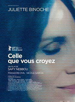 Celle que Vous Croyez FRENCH BluRay 1080p 2019