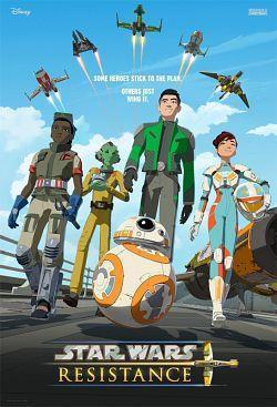 Star Wars Resistance S02E10 FRENCH HDTV