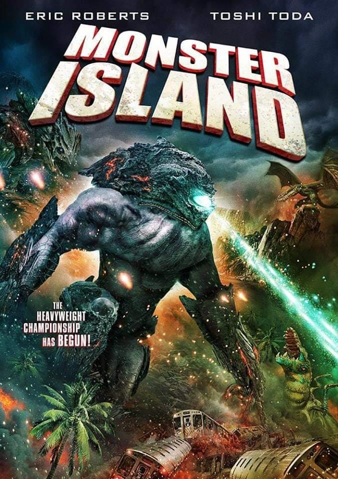 Monster Island 2019 TRUEFRENCH HDRiP XViD-STVFRV