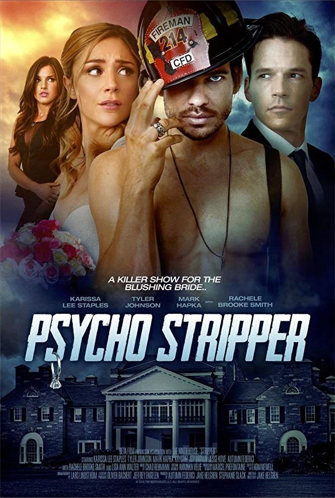 Psycho Stripper 2019 TRUEFRENCH WEBRiP XViD-STVFRV