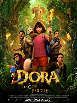 Dora and the Lost City of Gold 2019 FRENCH 720p BluRay x264 AC3-EXTREME