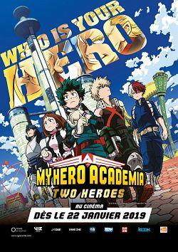 My Hero Academia Two Heroes 2018 MULTi 1080p BluRay DTS x264-KAZETV