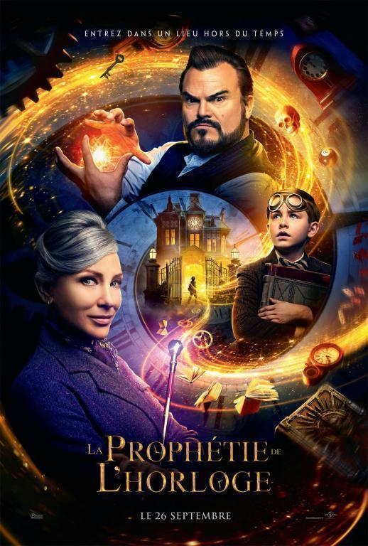 The House with a Clock in Its Walls 2018 BRRip XviD AC3-ACOOL