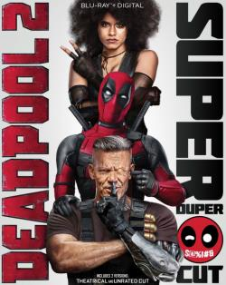 Deadpool 2 2018 UNRATED FRENCH 720p BluRay x264