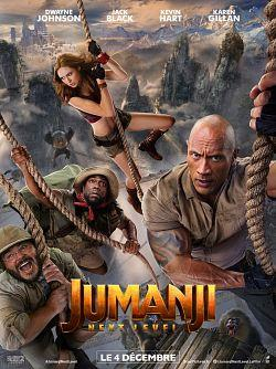 Jumanji The Next Level 2019 TRUEFRENCH HDTS MD XViD-STVFRV