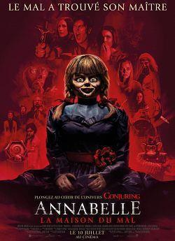 Annabelle Comes Home 2019 4K MULTI 2160p HDR WEB H265-EXTREME