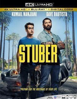 Stuber 2019 2160p UHD BLURAY REMUX HDR HEVC MULTI VFF DTS x265-EXTREME