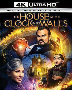 The House with a Clock in Its Walls 2018 2160p UHD BLURAY REMUX HDR HEVC MULTI VFF DTS x265-EXTREME