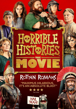 Horrible Histories The Movie 2019 FRENCH 720p BluRay x264 EAC3-CiELOS
