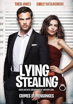 Lying And Stealing 2019 FRENCH 720p BluRay x264 AC3-THREESOME