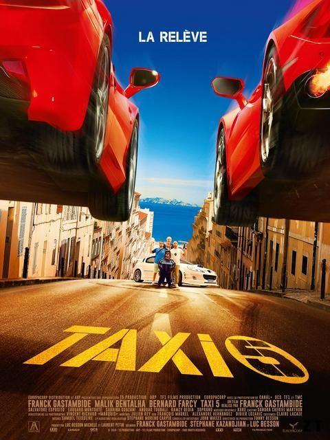 Taxi 5 2018 FRENCH 1080p HDLight x264-RDH