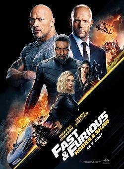 Fast & Furious : Hobbs & Shaw FRENCH DVDRIP 2019