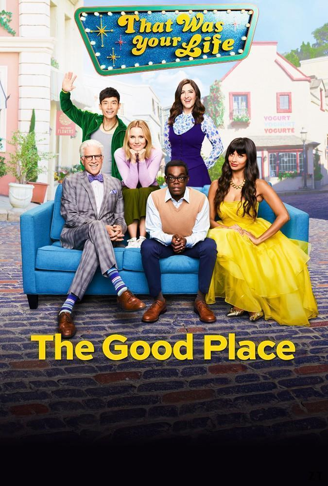 The Good Place S04E05 VOSTFR HDTV