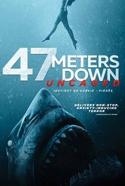 47 Meters Down Uncaged 2019 FRENCH 1080p BluRay x264 AC3-FRATERNiTY