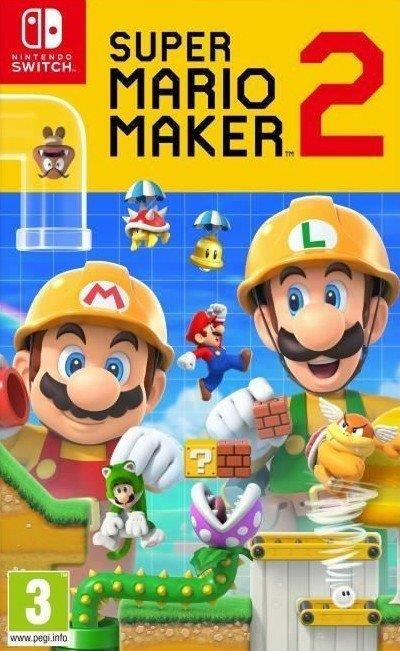 SWITCH Super Mario Maker 2 V1 0 1 EUR Super Xci